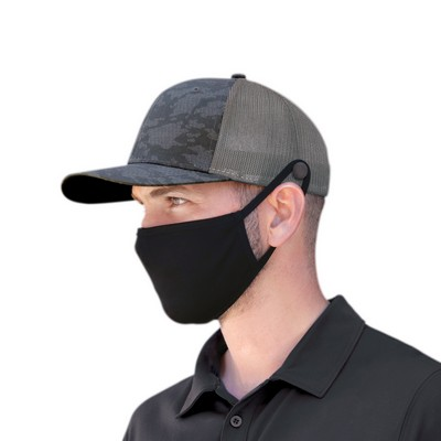 Cap with Face Shield - PPE Protection